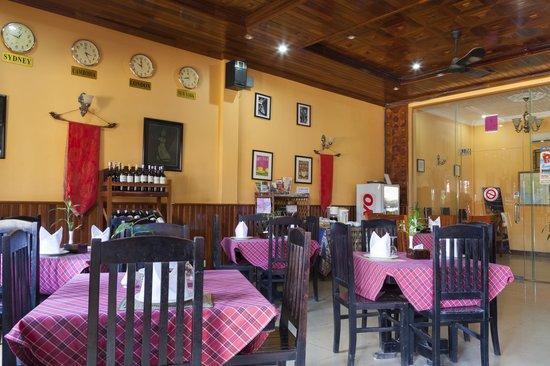 Im Malis Hotel: Restaurant