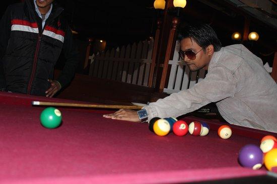 Hot Millions:                   my friend siddharth/ playing pool at hottmillion2