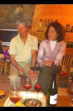 L'Epilobe:                   Florence et Patrice
