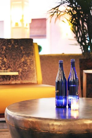 Hotel Wales: Carnegie Lounge