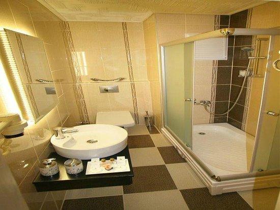 Maya Hotel : bath2