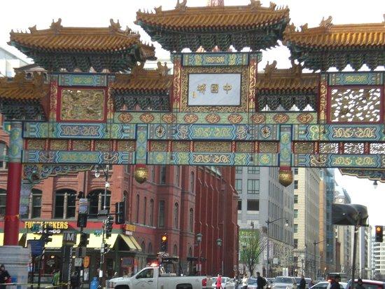 Chinatown Archway, Washington DC
