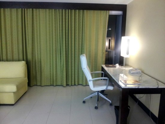 The Condado Plaza Hilton:                   ,