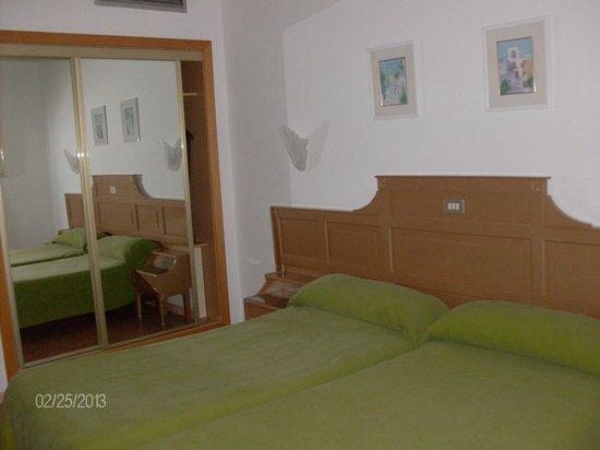 Hotel Trianflor: Habitación