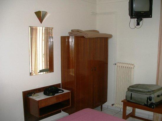 Egnatia Hotel:                   My room 3