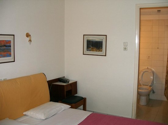 Egnatia Hotel:                   My room 2
