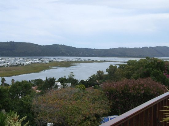 Candlewood Lodge:                   From Our Balcony!