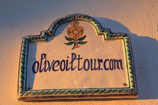 Olive Oil Tour: Store