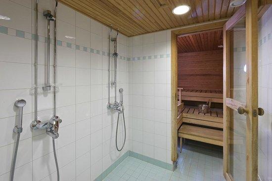 Hellsten Helsinki Parliament: Hellsten Hotels Parlaiment - Sauna