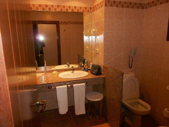 Pajara, Spain: salle de bain