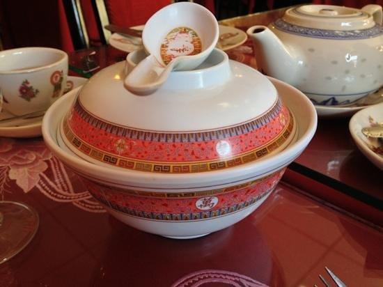 Nhu-Y :                   riz parfumé