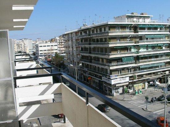Hotel Oceanis Kavala:                   View 2