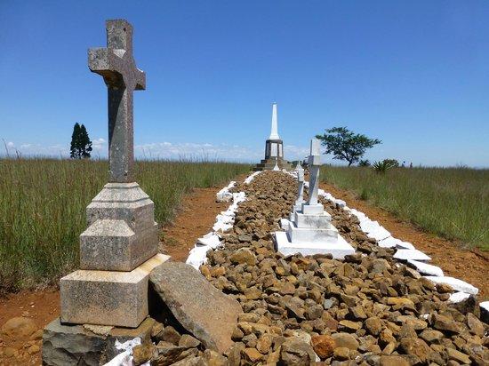 Spionkop burial site
