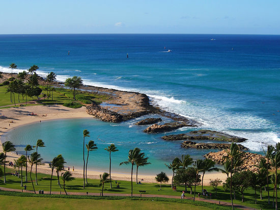Marriott Ko Olina Beach Club:                   Lagoon