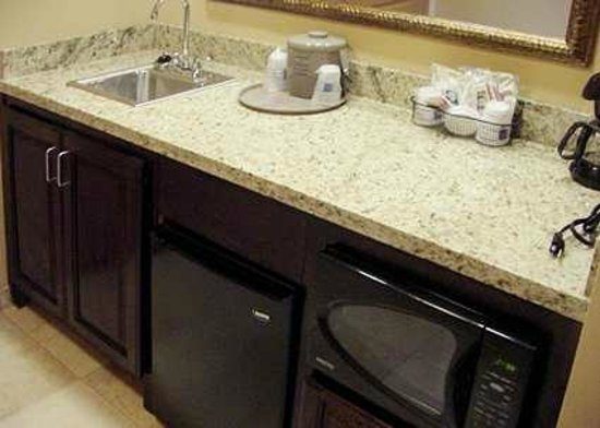 Hampton Inn & Suites Fredericksburg: Kitchen