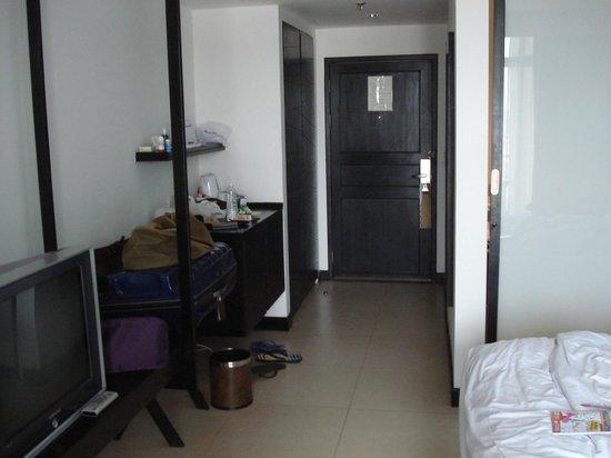 Centara Karon Resort Phuket : entrée