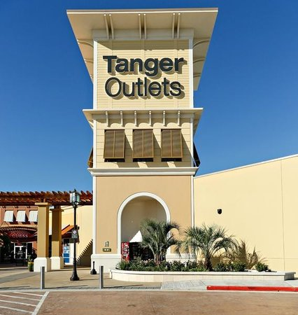 Texas City, TX: Tanger Outlet Galveston/Houston