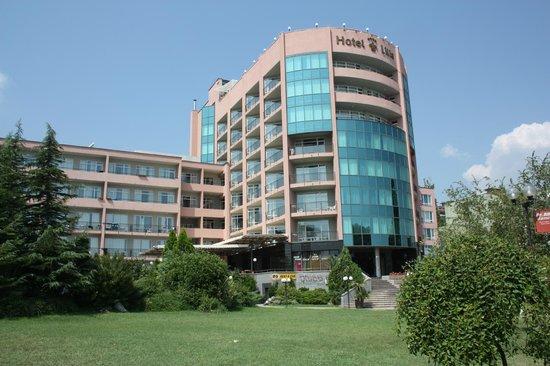 Lilia Hotel:                   hotel lilla