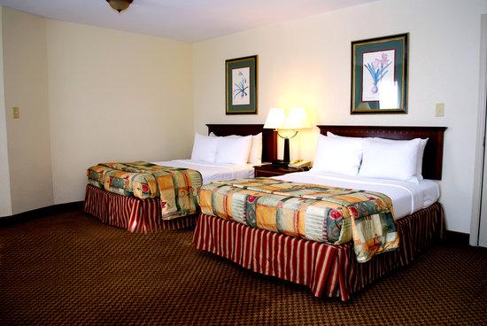 Clarion Inn & Suites: Double