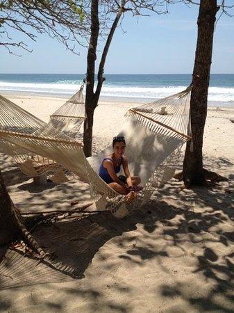 Casa Cecilia:                   la spiaggia