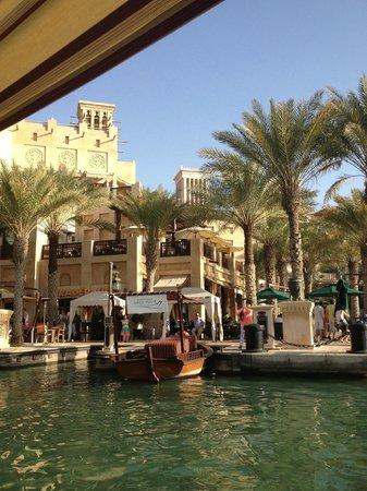 Jumeirah Mina A'Salam:                   Water Taxi