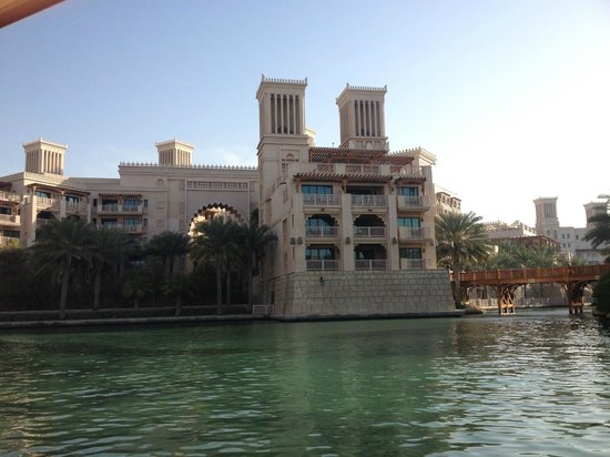 Jumeirah Mina A'Salam:                   View of Mina A Salam