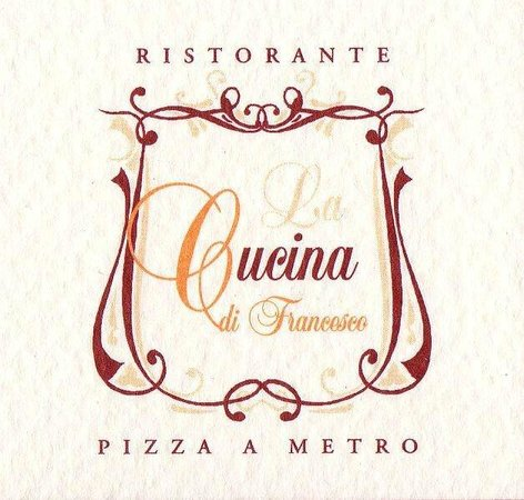 Logo La Cucina Di Francesco Picture Of La Cucina Di