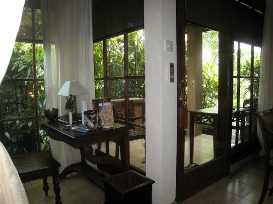 The Damai:                   Our room                 