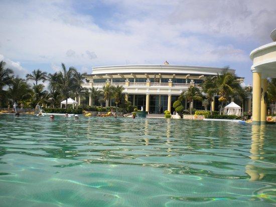 Iberostar Grand Hotel Paraiso:                                     Main building