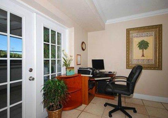 Rodeway Inn: Guest Computer