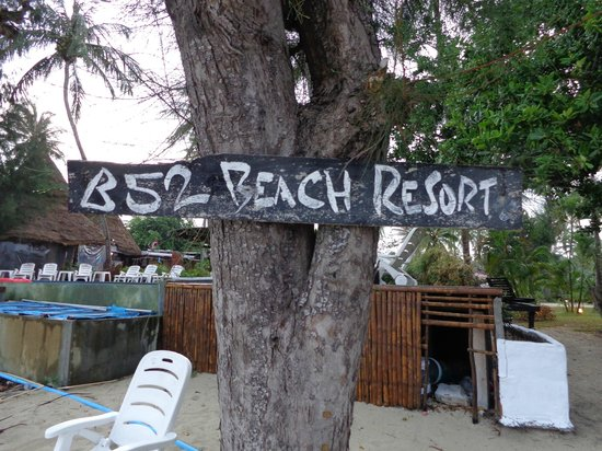 B52 Beach Resort:                   B52 Beach