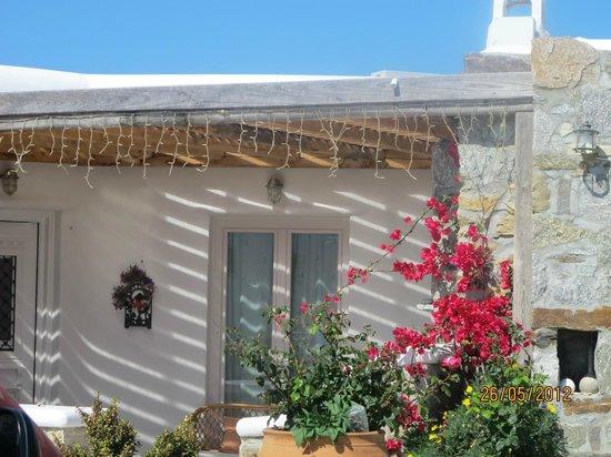 A Hotel  Mykonos:                   gli appartamenti..