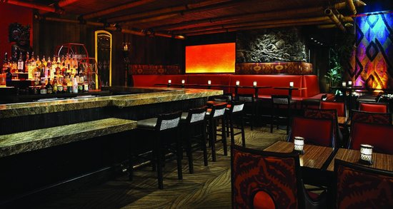 Fairmont San Francisco: Tonga Room & Hurricane Bar