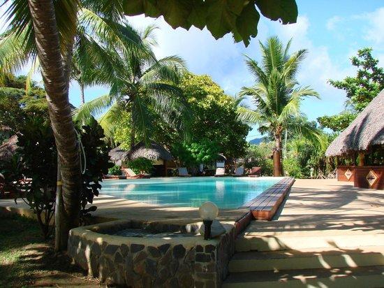 Orangea Village:                   Piscina hotel