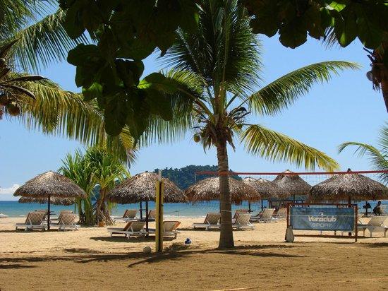 Orangea Village:                   Spiaggia hotel