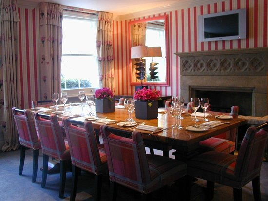 The Pelham: Private Dining Room