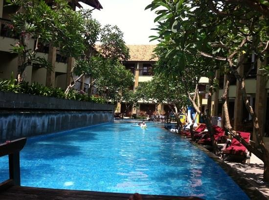 All Seasons Legian Bali:                   Pool