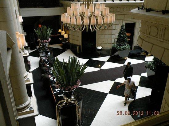 Sofitel Buenos Aires Arroyo:                   Hotel Lobby
