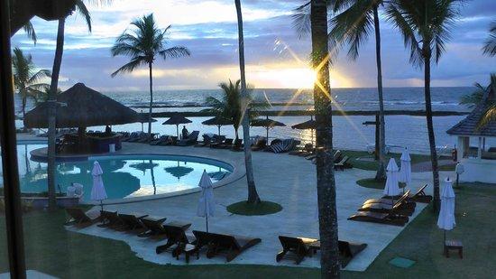 Arraial D'Ajuda Eco Resort:                   Vista desde habitacion 1er piso