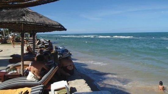 Arraial D'Ajuda Eco Resort:                   Playa