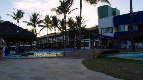 Arraial D'Ajuda Eco Resort:                   Vista hotel