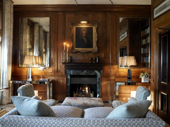 The Pelham Hotel: The Drawing Room