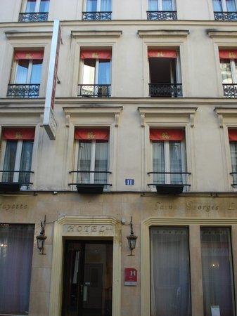 Hotel St. Georges Lafayette:                   ingresso e albergo intero