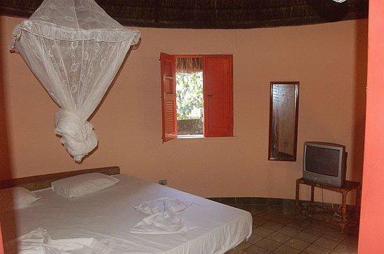 Hotel Lagoa e Mar : Bungalow sleeping room