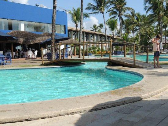 Arraial D'Ajuda Eco Resort:                   Piscinas