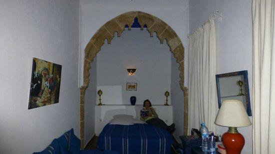 Dar Ness :                   double bedroom