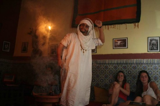 Atlantic Hostel:                                     Dance