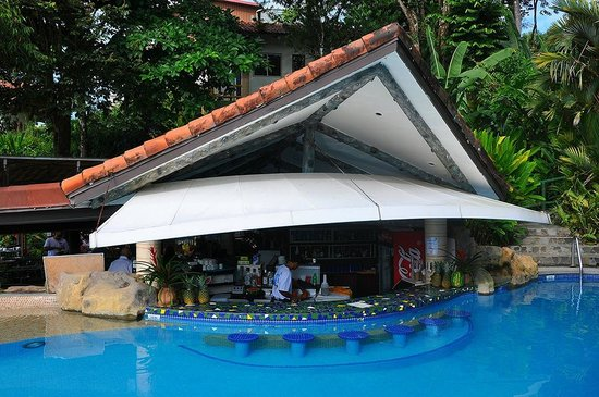 Hotel Si Como No:                   Pool Bar