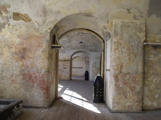 Landguard Fort.