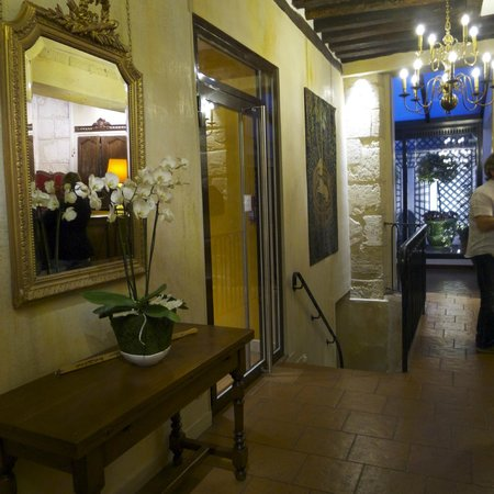 Hotel Saint Paul Rive Gauche:                                     Lobby